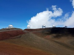 Astronomy research station in Hawaii (Mah Nava) Tags: station island hawaii astronomy bigisland hilo mauna kea maunakea astronomyresearchstationinhawaii