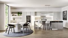 Apartment1_Kitchen (jbrckovic) Tags: 3d visualisation interior exterior architecture design visualization