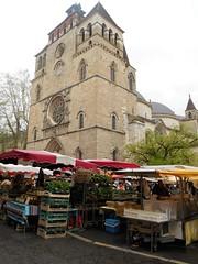 Cahors France 37 (artnbarb) Tags: france market cahors