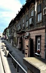 () Tags:         srbija srem frukagora pezos ulica glavna tvrava serbia dunav danube street city retro petrovaradin