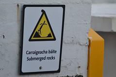 Ouch! (Michael C. Hall) Tags: ireland dublin sandycove fortyfoot bathing area irish sea