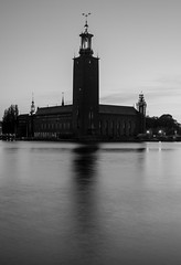 Good night! (Dan Fristedt) Tags: longexposure summer june stockholm