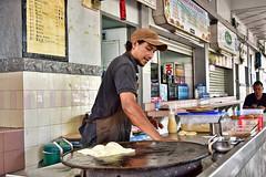 Food Stall (chooyutshing) Tags: food roticanai rotiprata friedpancake medanselerabatuburok kualaterengganu terengganu malaysia