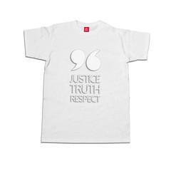 rethinkjft96 t-shirt (rethinkthingsltd) Tags: baby liverpool design justice truth respect protest tshirt mug local coaster 96 typographic scouser babygrow jft rethinkthings