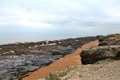 IMG_3505 (-Morgane-) Tags: ocean sea france nature landscape outdoors photography seaside sand rocks sion vende