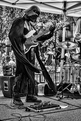 Vader on Bass (AllenFreeman) Tags: starwars band event darthvader ranchocucamonga