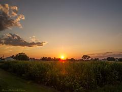 Amish Sunset_3163 (smack53) Tags: sunset summer sunrise canon pennsylvania powershot summertime lancastercounty paintedsky g12 amishcountry canonpowershotg12 smack53 amishvacationjuly2012
