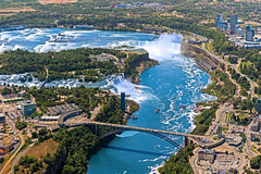 Incentivereise Toronto (Edi Bhler) Tags: usa nature river niagarafalls waterfall unitedstates wasserfall natur waters newyorkstate ausflug fluss geschft gewsser niagaraflle 2470mmf28 nikond5 2016toronto