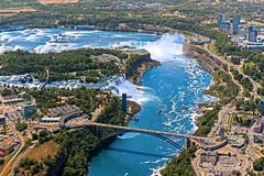 Incentivereise Toronto (Edi Bähler) Tags: usa nature river niagarafalls waterfall unitedstates wasserfall natur waters newyorkstate ausflug fluss geschäft gewässer niagarafälle 2470mmf28 nikond5 2016toronto