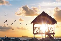 MEXICO - Isla Mujeres - Quintana Roo (Infinita Highway!) Tags: trip travel praia beach america mexico highway central playa viagem das mulheres mujeres isla ilha roo quintana infinita