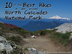 10 Best Hikes North Cascades National Park (Annes Travels) Tags: mountain nationalpark wildflowers mountbaker northcascades hiddenlakelookout