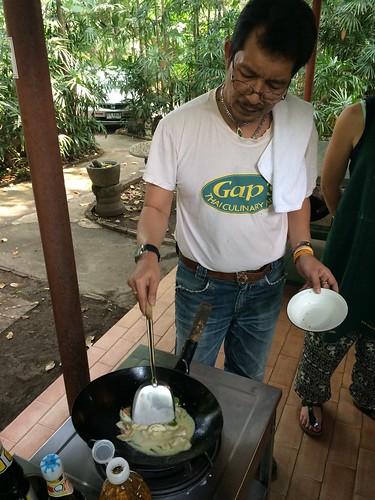 TL 2217 - Gap's Culinary Art School, Chiang Mai