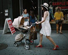 Soho, NYC (Roy Savoy) Tags: ricoh gr2 streetphotography streetcolor nycstreetphotography nyc digital street color flickr candid soho woman streettog streetphotographer newyorkcity style colour