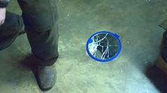 20150424 - hanging out at Evan's - oops - DSC5901 (Rev. Xanatos Satanicos Bombasticos (ClintJCL)) Tags: 20150424 201504 2015 hangingout hangingout20150424 virginia fallschurch house evanbshouse oop oops mirror broken brokenmirror cracked leg legs