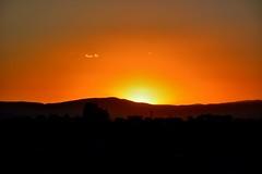 40 23 50 N, 3 39 21 W (2) (Cristina Campos Fraile) Tags: madrid park parque sunset sky espaa sun sol skyline atardecer spain outdoor silueta crepusculo nikond5200
