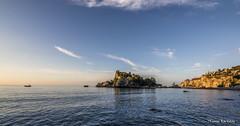 Isola Bella, Sicily (ThomasBartelds) Tags: travel italy sicily bella isola