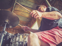 20160612-P6121042 (nudiehead) Tags: musician music musicians drums livemusic olympus drummer instruments bandphotos 916 electricbabyjesus sacramentobands sacramentomusic norcalbands olympusepl3 norcalmusic