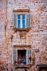 SL050616 Pula 05 (Sh4un65_Artistry) Tags: stilllife painterly building buildings landscape artwork events digitalart croatia places digitalpainting painteffect textured topaz pula istria on1 paintedphoto windowsanddoorsetc topazimpression croatiaholiday2016
