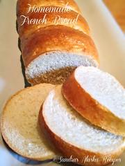Sandra's Alaska Recipes: SANDRA'S HOMEMADE FRENCH BREAD recipe... (sandrasalaskarecipesphotographyretail) Tags: alaska crust french bread photo image pic best crispy homemade howto recipes yeast sandras
