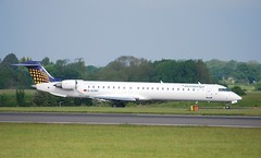 D-ACNT CRJ900 Eurowings (corrydave) Tags: 15264 crj crj900 eurowings manchester dacnt