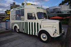 IMGP2964 (Steve Guess) Tags: uk england london truck southbank commercial icecream gb morris van lambeth dsl844