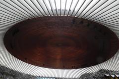 Interior Iglesia Luterana de Temppeliaukio Helsinki Finlandia 02 (Rafael Gomez - http://micamara.es) Tags: de la helsinki interior iglesia roca finlandia luterana temppeliaukio tempeliaukkin