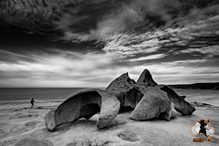 20160414-2ADU-025 Remarkable Rocks - Kangaroo Island