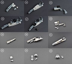 T-65 X wing Instructions (2) (Inthert) Tags: star fighter ship lego luke r2d2 xwing instructions wars skywalker moc t65 sfoils