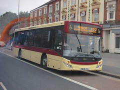 East Yorkshire 394 BU16OYG Beverley Rd, Hull on 122 (1280x960) (dearingbuspix) Tags: 394 eastyorkshire eyms bu16oyg