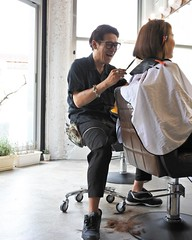 A Relax Hair Salon Designer Brand Director//Anson Zacc Anson 0227505771 0953166281  A Relax Hair http://ppt.cc/7JYHy  #newsalon #newopen #life #like # # #hairsalon # #zaccanson #zaccanson #arelaxhairsalon #arelax # (Zacc Anson) Tags: instagramapp square squareformat iphoneography uploaded:by=instagram arelaxhair zaccanson anson   hairsalon