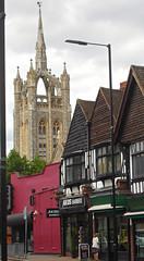 Trinity Church, SUTTON, Surrey, Greater London (tonymonblat) Tags: building london church worship god character gothic churchtower tudor surrey spire architcture sutton greaterlondon outerlondon suttonsurrey londonboroughofsutton suttonlondon