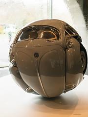 A bundle of a VW Beetle (Derek Midgley) Tags: beetle melbourne sphere noor ngv dsc04123 ichwan