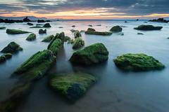 Barrikako koloreak (Andoni Lamborena) Tags: sunset costa seascape canon atardecer bizkaia haida barrika kostaldea paisajemarino lamborena canonikos haidareverse inversohaida