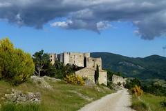 chteau de Bargme (b.four) Tags: ruines rovine ruins castle castello chteau chapelle chapel cappella bargme var gent broom genette