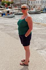 Myrina Harbour (Olympus OMD EM5II & mZuiko 25mm Prime) (markdbaynham) Tags: island greek north aegean hellas evil olympus greece grecia gr zuiko omd csc oly mz limnos hellenic m43 zd mft lemnos myrina mirrorless micro43 mzuiko m43rd em5ii zuikolic