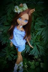 PicsArt_06-29-08.20.51 (Cleo6666) Tags: monster high doll ooak custom mattel repaint clawdeen monsterhigh frightfullytallghouls clawdeen17