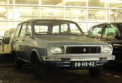 1976 Renault 12 TL Break (rvandermaar) Tags: 1976 renault 12 tl break renault12 r12 renault12break sidecode3 08hx42 douze rvdm