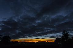Almost Dark (Matt H. Imaging) Tags: ©matthimaging sunset dark dusk nederland netherlands limburg sony slt sonyalpha slta55v a55 tokina