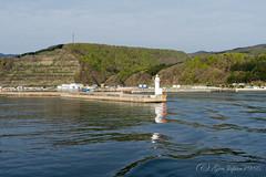 (GenJapan1986) Tags: 2016          hokkaido japan travel sea okushiriisland island lighthouse nikond610