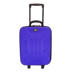 กระเป๋าเดินทาง 16 นิ้ว Romar Polo รุ่น Robot มีหลายสีให้เลือก ส้มเข้ม ส้มอ่อน เขียวอ่อน ฟ้าเข้ม ฟ้าอมน้ำเงิน ชพูเข้ม  กระเป๋าเดินทางที่มีดีไซน์ โดดเด่น  สีสวยสด ไม่ลอก  ทำจากวัสดุ ผ้าหุ้มหนังอย่างดี  ใช้งานง่าย แข็งแรง ทนทาน  ล้อรองน้ำหนักได้มาก ระบบล๊อค
