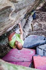 Enrico_Baistrocchi_Climb_for_life_man by Klaus Dell'Orto