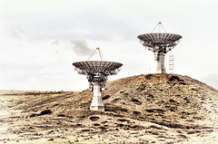 Keep your friends close and your Aliens closer (Clever Poet) Tags: county alien towers boulder double hillside stark communicators