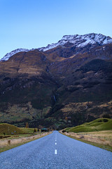 South Island Scale (Robert Brienza) Tags: road travel autumn newzealand mountains landscape scenic glenorchy 30mm travelphotography sigma30mmf14 primelens 2013 canon7d