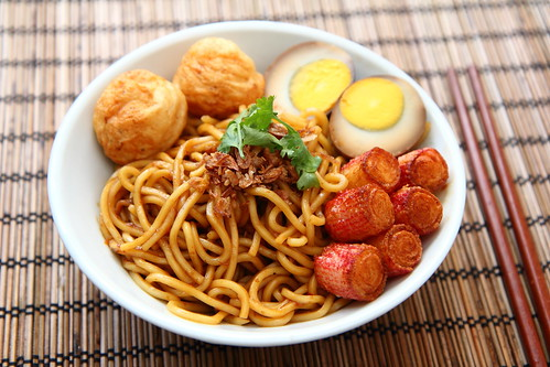 Sweet & Spicy Noodle