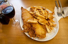 Fish & Chips in Bath Spa, UK (ChrisGoldNY) Tags: uk greatbritain travel england food fish english dinner poster yummy bath europa europe european unitedkingdom britain restaurants eu delicious viajes posters albumcover seafood british plates bookcover dishes fried bathspa bookcovers fishandchips albumcovers eater consumerist gridskipper jaunted chrisgoldny chrisgoldberg chrisgold chrisgoldphoto chrisgoldphotos