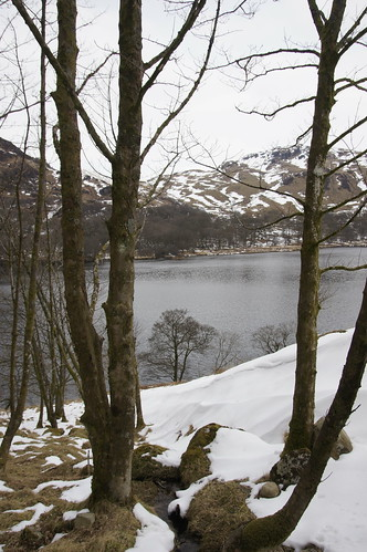 Southern Upland Way by Loch Trool