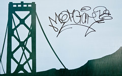 (gordon gekkoh) Tags: sanfrancisco de graffiti morgan nswb