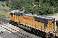 Union Pacific #4556 (EMD SD70M) in Colfax, CA (CaliforniaRailfan101 Photography) Tags: up amtrak unionpacific priority ge freight bnsf reefer manifest emd californiazephyr burlingtonnorthernsantafe dash9 dpu es44dc gevo sd70m amtk c449w stacktrain sd70ace es44ac colfaxca c45accte p42dc trackagerights es44c4 tietrain sd59mx unitreefer zdlsk