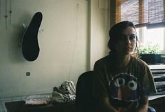 (Sevgi Gürcan) Tags: portrait selfportrait film analog 35mm photography portre sevgi 2011 gürcan sevgigurcan sevgigürcan