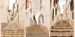 Viuzze andaluse... (jandmpianezzo) Tags: scale andalucia bianco sud vie paesi estepa viuzze